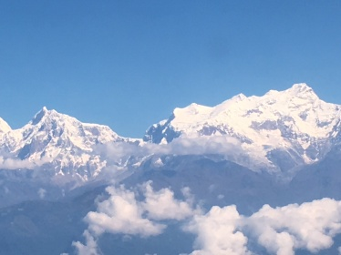 Gangkhar Puensum--tallest mountain in Bhutan at 24,840'