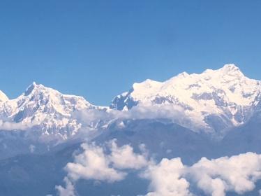 Gangkhar Puensum--tallest mountain in Bhutan at 24,840'