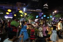upward mobile young Vietnamese