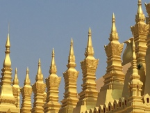 middle level with 30 spires to attain before attaining the next level