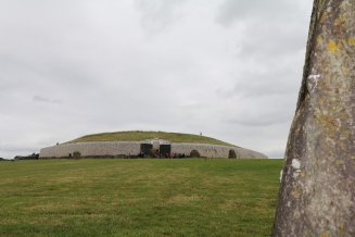 NewGrange, county Meath North of Dublin--a full day trip from Dublin