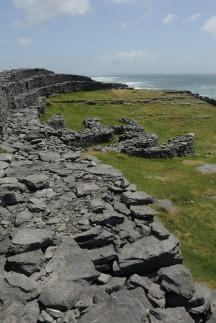 triple wide stone walls