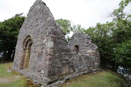 smaller chapel